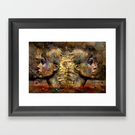 Source of Life Framed Art Print
