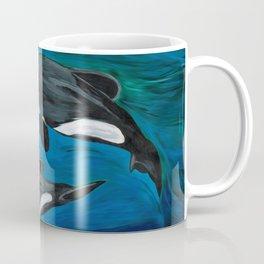 On the edge of extinction Coffee Mug