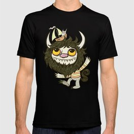 An Ode To Wild Things T-shirt