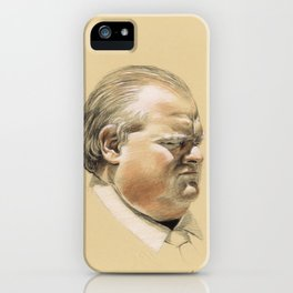 Ford the Philosopher iPhone Case