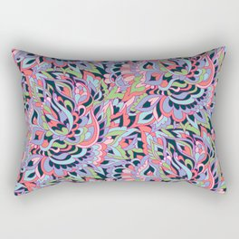 Foral design Rectangular Pillow