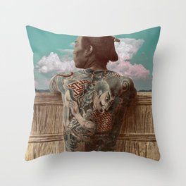 Respite Throw Pillow