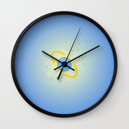 Mercury Power Wall Clock