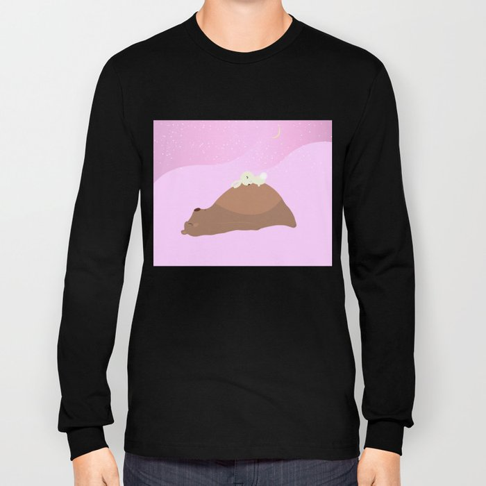 A Break Long Sleeve T-shirt