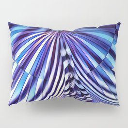 7694s-KMA Abstract Blue Nude Intimate Sexy Hot Pillow Sham