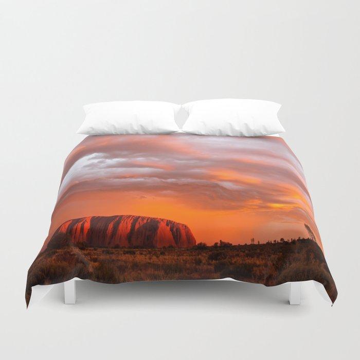 Uluru's Finest Duvet Cover