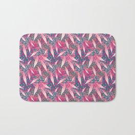 Flamingo Feather Flock Bath Mat