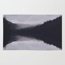 British Columbia Dreaming Rug