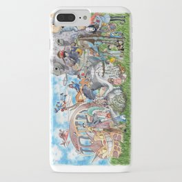 Ghibli Compilation iPhone Case