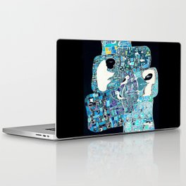 the walls must fall Laptop & iPad Skin