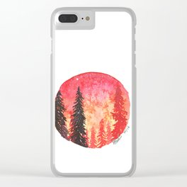 You Fuel Me Clear iPhone Case
