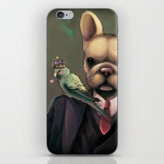 My heart belongs to Mummy iPhone & iPod Skin