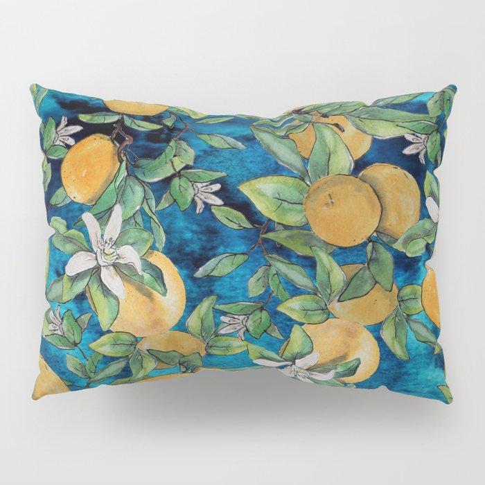 Orange Overload Pillow Sham