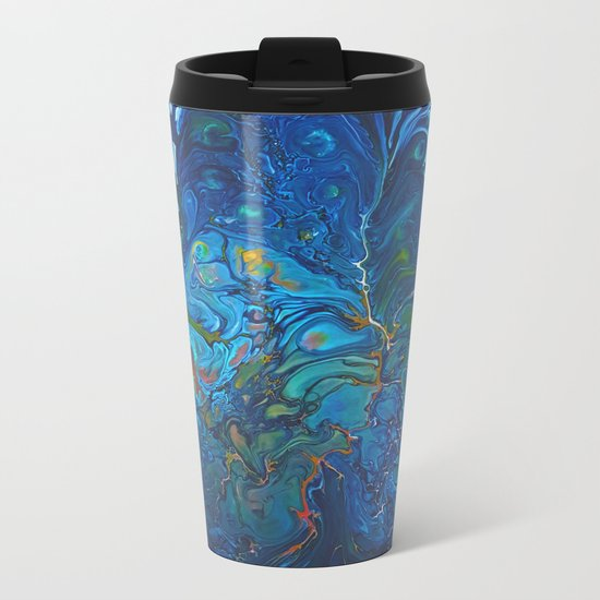 Organic.3 Metal Travel Mug