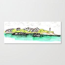 Santander Canvas Print