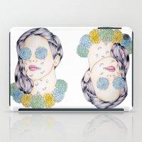 ellie goulding iPad Cases featuring ELLIE GOULDING  by Aidan Reece Cawrey