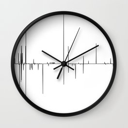 Flow Changes Wall Clock
