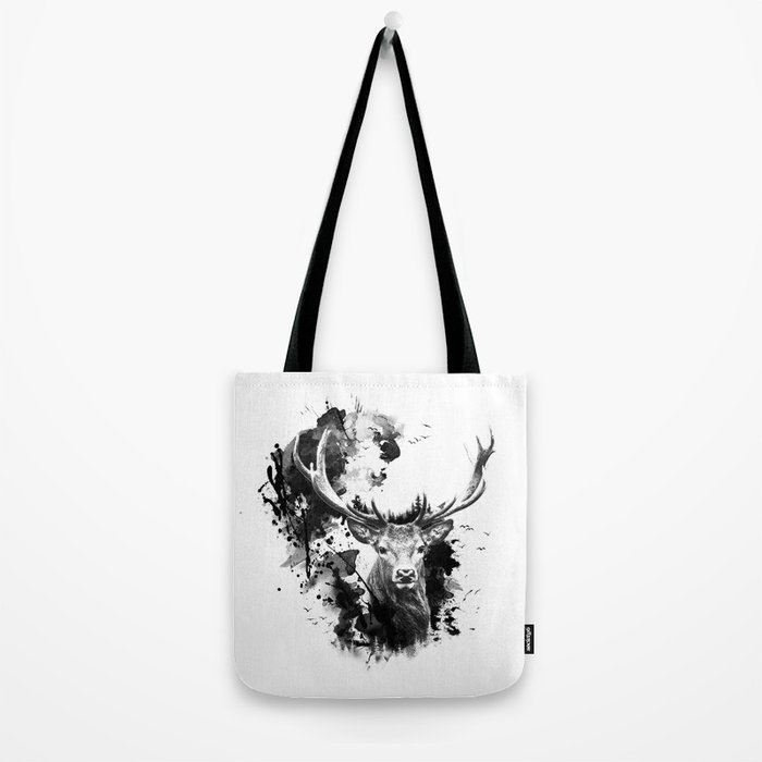 Once upon a Stag Tote Bag
