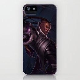 Classic Lucian League Of legends iPhone Case