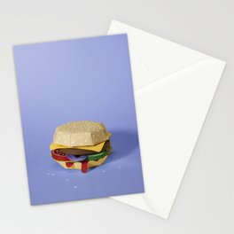 PAPER BURGER Stationery Cards