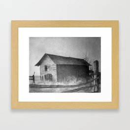 """The Breadbasket"" Framed Art Print"