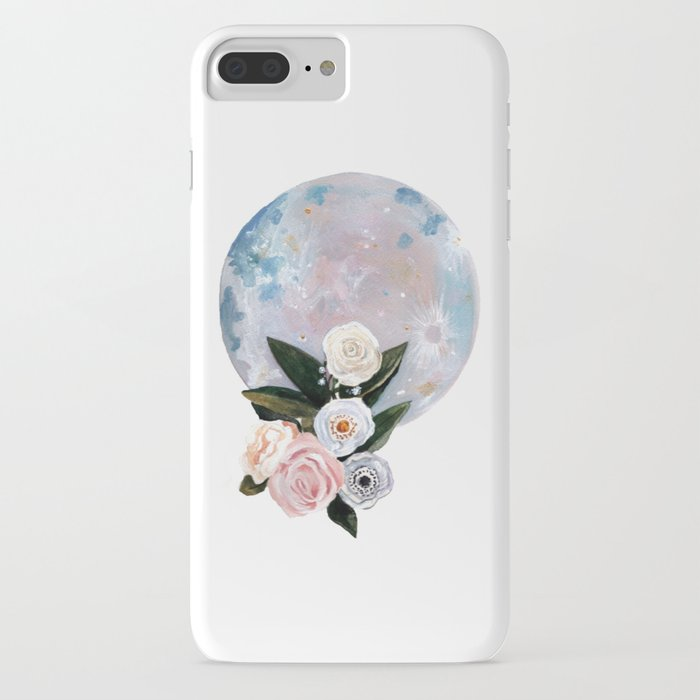 Opal Moon iPhone Case
