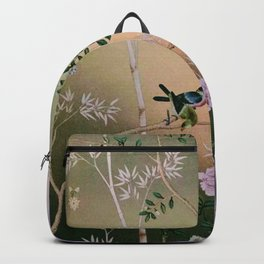 Chinoiserie Style Backpack
