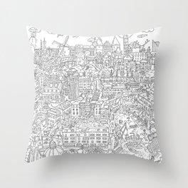 My unoriginal EU Throw Pillow