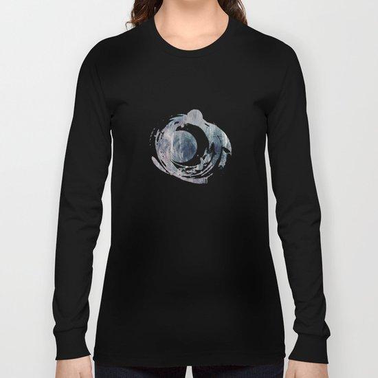 Dream in Grey Long Sleeve T-shirt