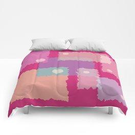Wiggled Squario Comforters