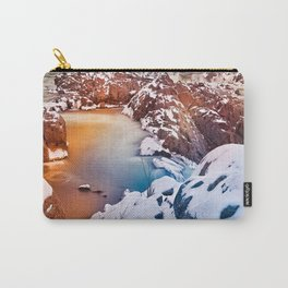 Great Fantasy Falls Carry-All Pouch