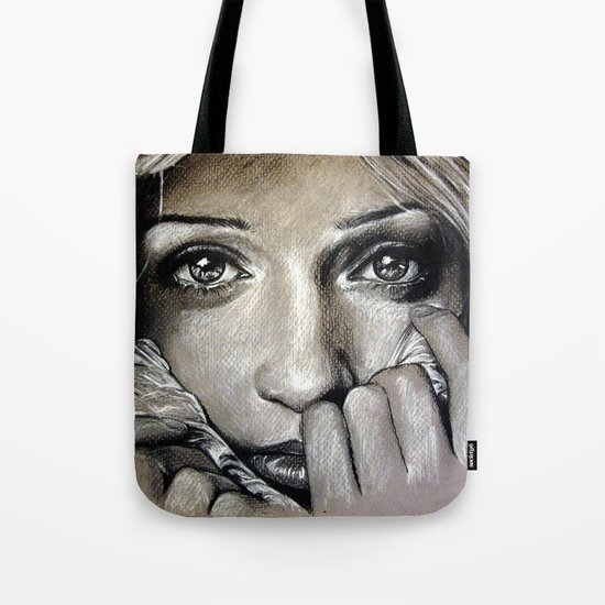 The Goodbye Girl (VIDEO IN DESCRIPTION!) Tote Bag