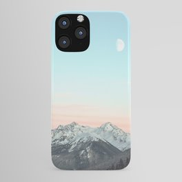 Mountains Landscape iPhone Case