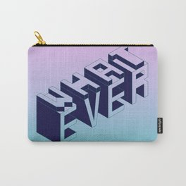 'Whatever' Isometric Carry-All Pouch