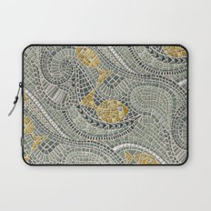 mosaic fish Laptop Sleeve