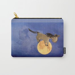The Horse Jumped Over the Moon Carry-All Pouch