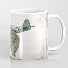 In which it's a bird. It's a plane. (Now in technicolour) Coffee Mug