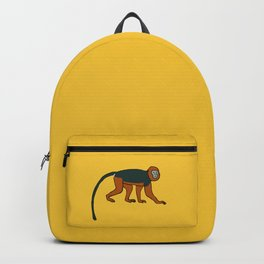 The Intelligent Monkey Backpack