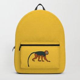 The Intelligent Monkey Backpack
