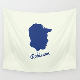Jackie Robinson Wall Tapestry