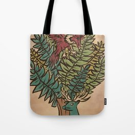 The Surface Guardians Tote Bag