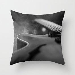 SEMI HOLLOW Throw Pillow