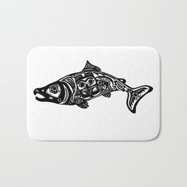 Spirit Animals Bath Mat