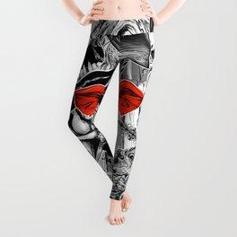 Stickers Leggings