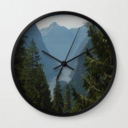 Inlet Wall Clock