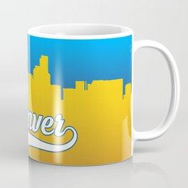 Denver Classic City Coffee Mug