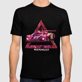 Renault Alpine A442 B//Le Mans Race Cars T-shirt
