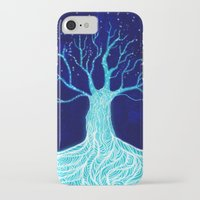 frozen iPhone & iPod Cases featuring Frozen by Nancy Woland