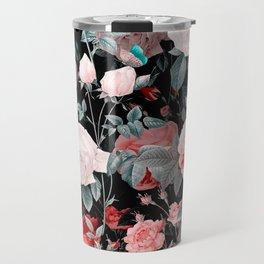 Botanic Floral Travel Mug