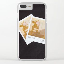 Ghost Squad Clear iPhone Case
